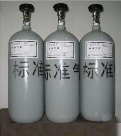标准气体的生产过程中气体的制备